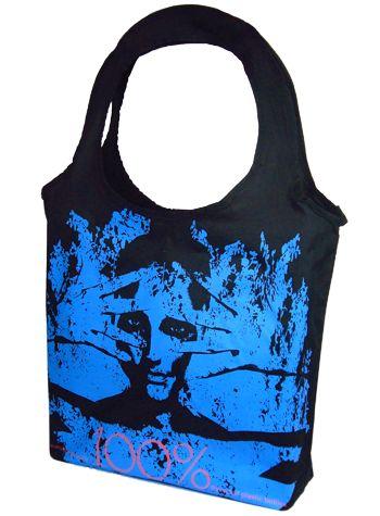 Hoop style shoulder carry bag - Custom Recycled PET Bags - Smartbag