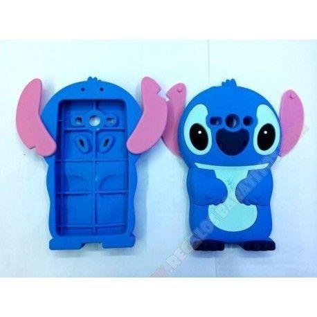 Carcasa divertida silicona diseño muñeco Stitch para tu ...