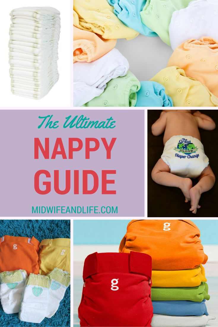 The Ultimate Nappy Guide, a nappy's a nappy right?  Not necessarily,  read more about disposables, cloth nappies and diapers,  biodegradable and eco friendly.