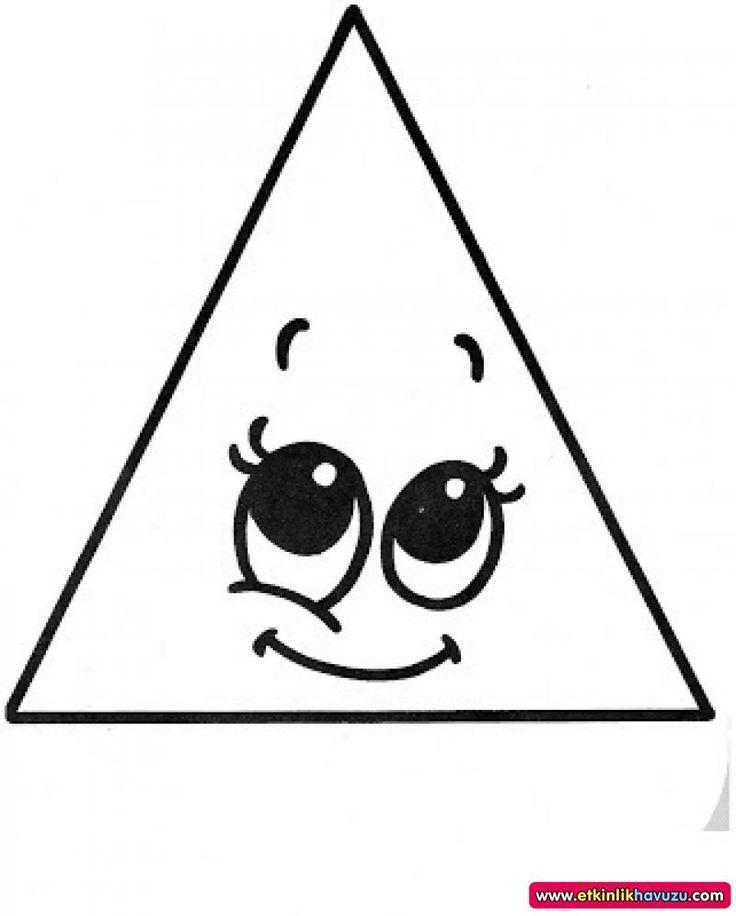 Днем, смешные картинки треугольника