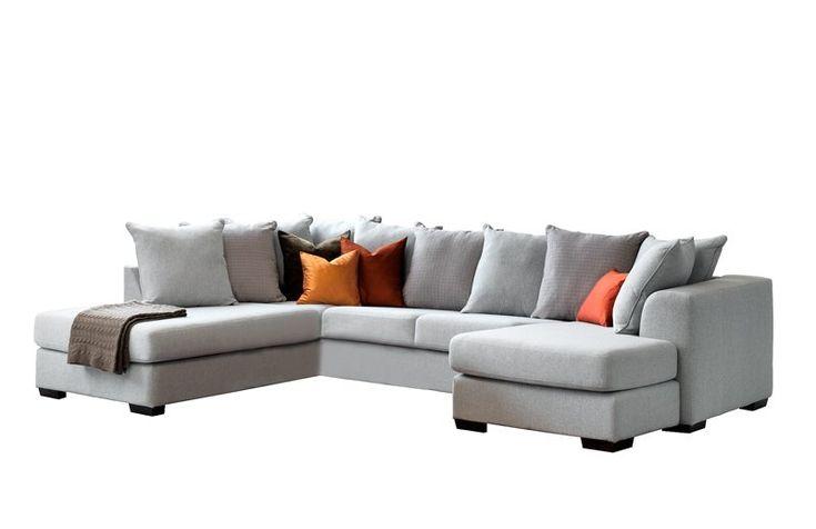 Er det på tide å fornye stua? Finn din nye sofa hos Fagmøbler; velg blant våre flotte modeller eller bygg din helt egen modulsofa.HavannavinkelsofaMed sjeselong, stoff Surprise
