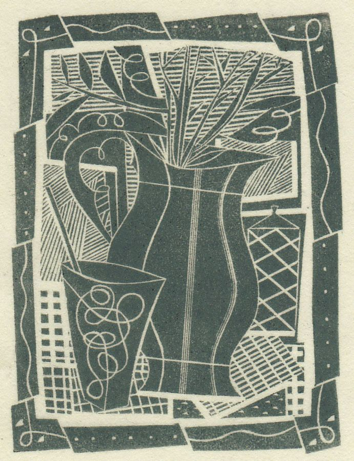 Jonathan Gibbs 'Kindrochet Still Life' wood engraving. Exhibited at the Open Eye Gallery in Edinburgh from 9th-27th January 2016, Find out more http://allthingsconsidered.co.uk/2016/01/jonathan-gibbs-2.html