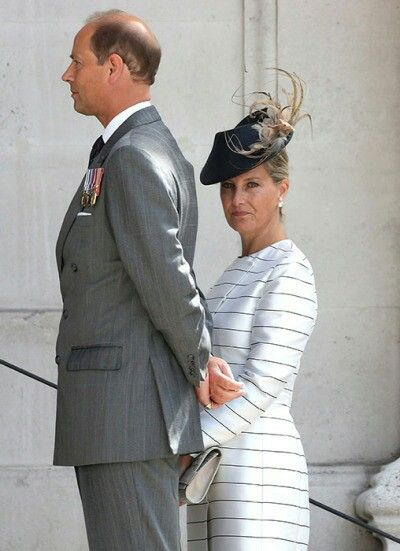 Earl and Countess of Wessex