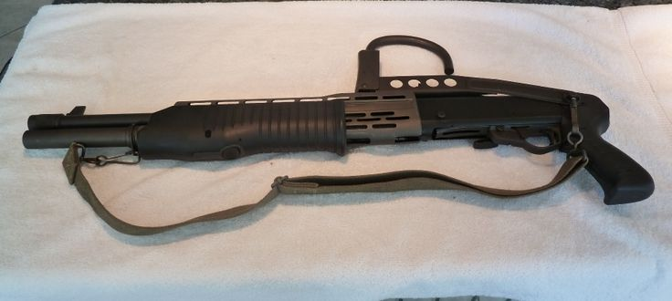 Franchi SPAS 12-L Tactical Shotgun Semi Auto/Pump For Sale at GunAuction.com - 12820264Loading that magazine is a pain! Get your Magazine speedloader today! http://www.amazon.com/shops/raeind