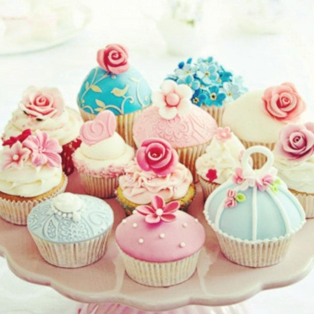 Cupcake Design Cakes : 24 best Cute Cupcake Ideas images on Pinterest Cupcake ...
