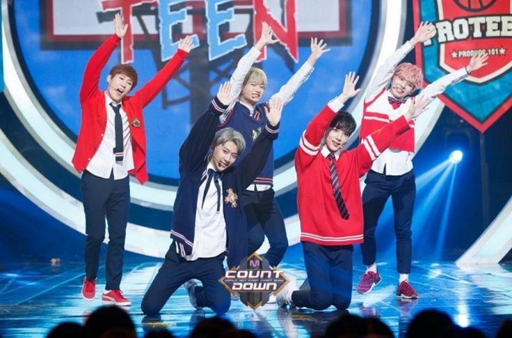 Park Woodam, Joo Wontak, Kim Yeonguk, Woo Jinyoung & Kim Taedong