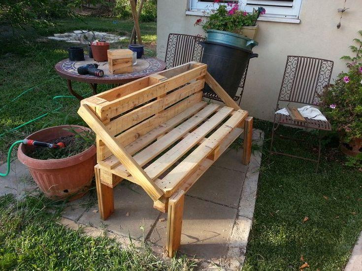 pallet garden furniture for sale. pallet garden bench furniture for sale