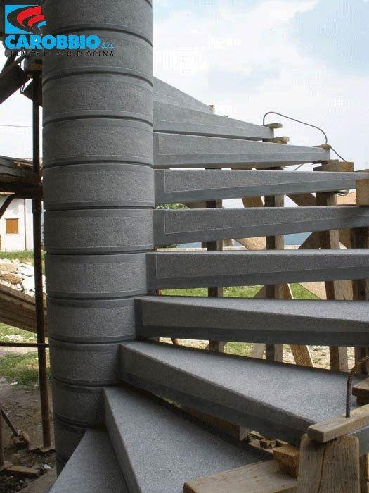 Escalera de caracol by CAROBBIO