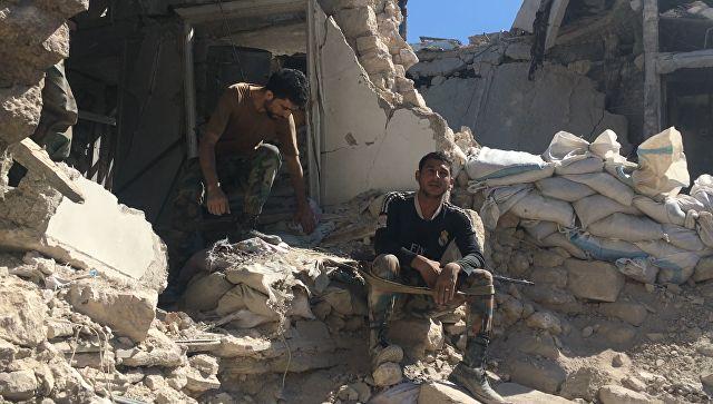 Το Κουτσαβάκι: Ο Στρατός της Συρίας απελευθέρωσε την  περιοχή Shk...