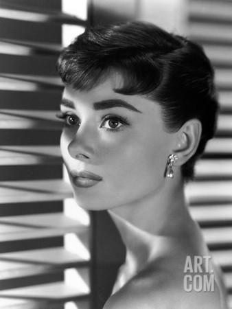 "New Audrey Hepburn. ""Sabrina Fair"" 1954, ""Sabrina"" Directed by Billy Wilder 7"
