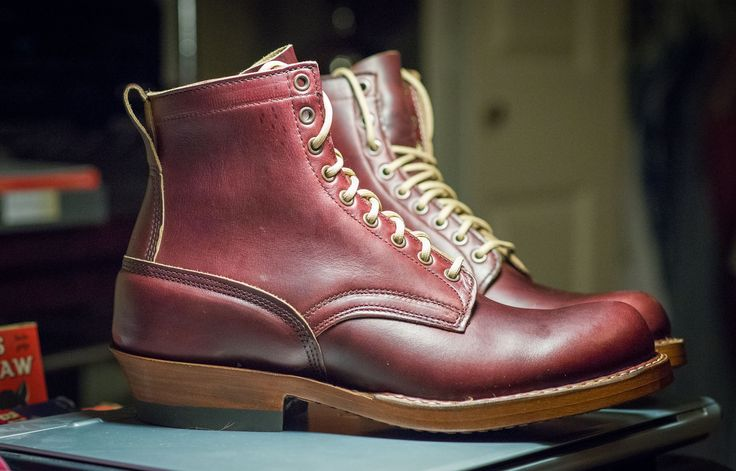 White's Boots White's Classic Work Boot Sole Leather, Heel Lifts ...