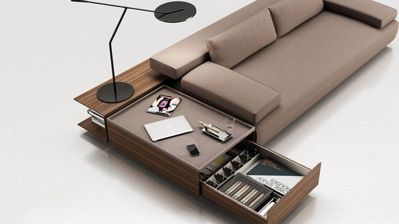 Sofas | Seating | Code | ENNE | Christophe Pillet. Check it out on Architonic
