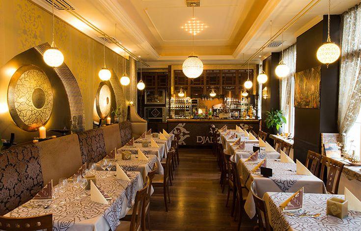 Djadoo - Persisches Restaurant in Darmstadt