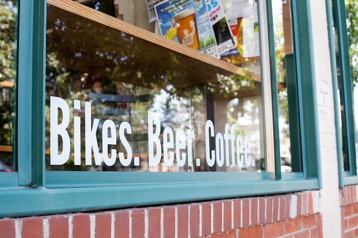 Uphills & Downhills: Coffee And Beer At Denver Bicycle Cafe http://sprudge.com/denver-bicycle-cafe-108548.html