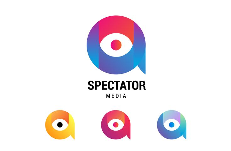 https://www.shutterstock.com/g/br-stock Spectator Media. Spectator Media is an abstract vector logotype template for creative, finance, production, IT, advertising, medical or social company.   #br_stock #logo #vector #eye #design #vision #colorful #concept #shape #symbol #idea #media #icon #optical #video #graphic #search #business #abstract #look #research #photography #see #corporate #sign #cinema #technology #cinematic #creative #lens #science #watch #blue #detective #logotype #view