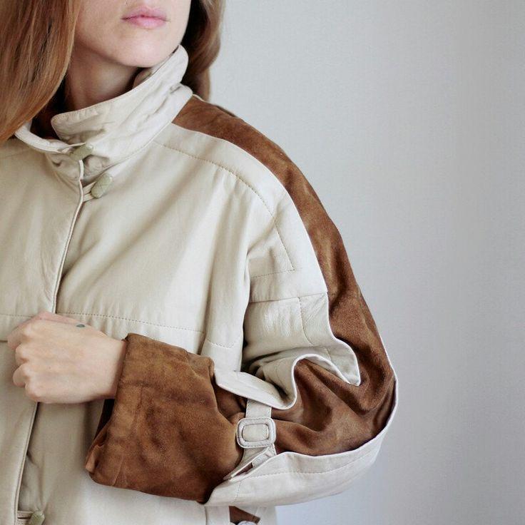 Amazing suede jacket size M 😍