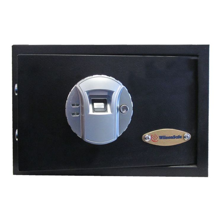 Biometric Lock Commercial Hotel Safe 0.44 CuFt