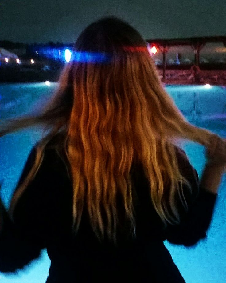 #aesthetic #ombrehair #friends #girls  #night #club #pool #sea #party