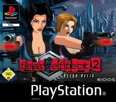 Fear Effect 2 - Retro Helix: Amazon.de: Games