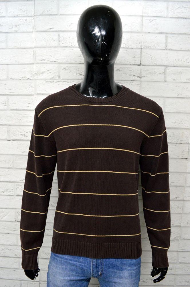check out 78747 30e39 Maglione Uomo TOMMY HILFIGER Taglia Size XL Cardigan ...