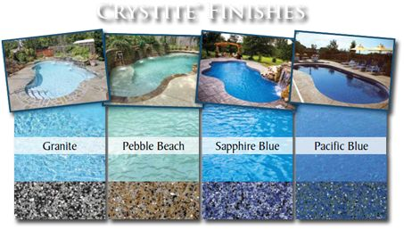Crystite Finishes Pool Pinterest See More Best Ideas