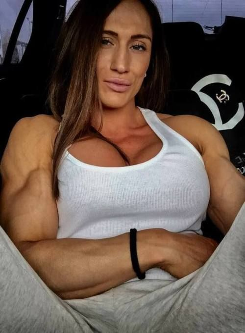 Florina Fitness Nude Photos 53