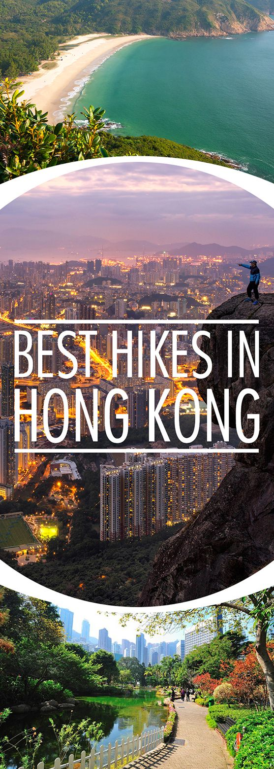 Discover the serene side to Hong Kong on beautiful hiking trails. Your Guide to Hiking in Hong Kong: From the popular hike of Dragon's Back to other scenic trails to explore Hong Kong's great outdoors for beautiful cityscapes and thriving wildlife. Spend a day hiking and check out tips on where to find the best spots to take photos.