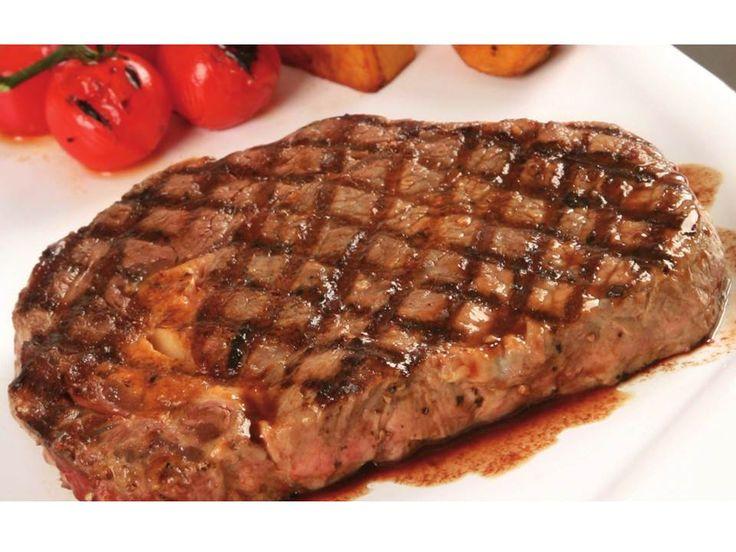 Grillet ribeye steak fra John Stone :) Fyldt med saft og smag