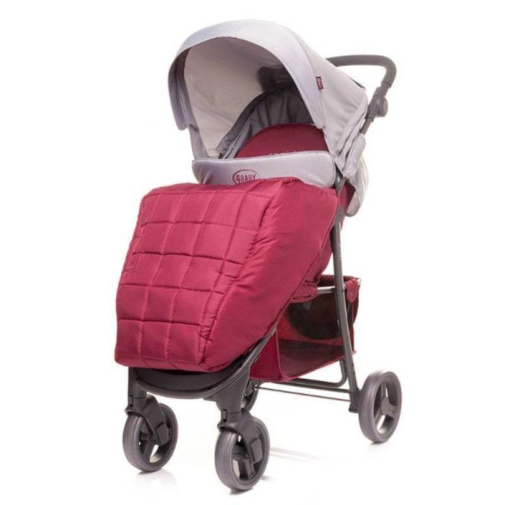 Детская коляска 4 Baby Rapid NEW (Dark Red)  Цена: 2188 UAH  Артикул: bk627  Детская коляска 4 Baby Rapid – современная, легкая, прогулочная коляска.  Подробнее о товаре на нашем сайте: https://prokids.pro/catalog/kolyaski/progulochnye_kolyaski_trosti/detskaya_kolyaska_4_baby_rapid_new_dark_red/