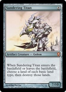 Sundering Titan (From the Vault: Relics)