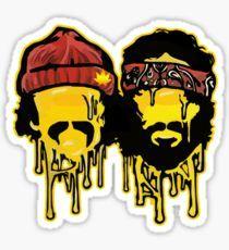 Up In Smoke slap Sticker