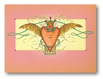 Patience Brewster Valentine Cards at Fiddlesticks
