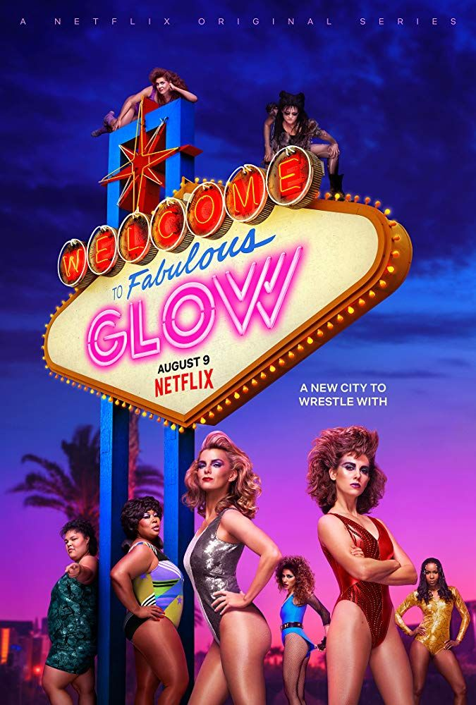 Netflix S Comedy Based On Gorgeous Ladies Of Wrestling Glow Returns To Netflix This Summer With Geena Davis For Season 3 Glownetflix Trailer Gorgeous Ladies Of Wrestling Netflix Shows On Netflix