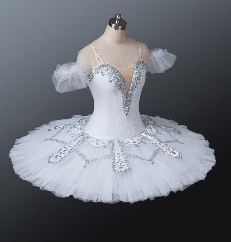 Professional Classical Ballet Tutu Snow Queen Flake Nutcracker Dance Costume | eBay
