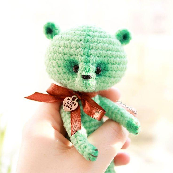 #amigurumissholly #amigurumi #амигуруми #crafts #crochettoys #crochet #вязание #вязанаяигрушка #handmade #lovecrochet #instacrochet #instacraft #игрушки #toys #crocheting #crochetlove #teddy #bear #мишка #мишки #крючком #cute #тедди #вязаныймишка #медведь #мишкиручнойработы #weamiguru #ilovecrochet #мишкитедди #теддимишка by amigurumissholly