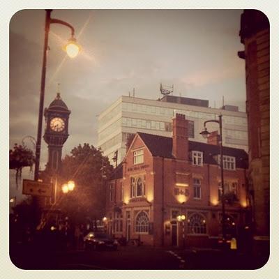 The Jewellery quarter, Birmingham