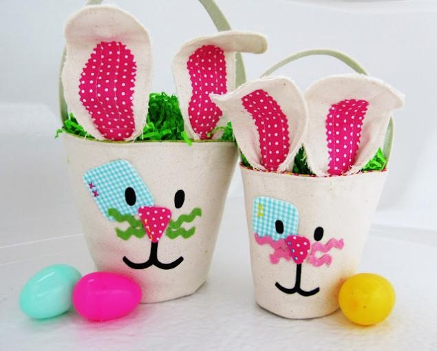 122 best eco friendly easter images on pinterest easter gift canvas bunny easter buckets positively splendid crafts sewing recipes and home decor negle Gallery