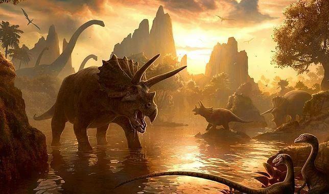 Dinozorların evrimleşmiş olabilmesinin tek nedeni, o zamanlarda atmosferde daha fazla oksijen bulunmasıdır. Günümüzdeki hiçbir amfibi veya sürüngen, dinozorların boyuna erişemez, çünkü atmosferimizde o kadar oksijen bulunmamaktadır.