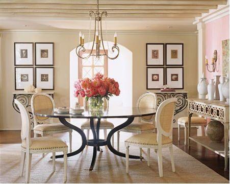 Dinning Room - Suzanne Kasler