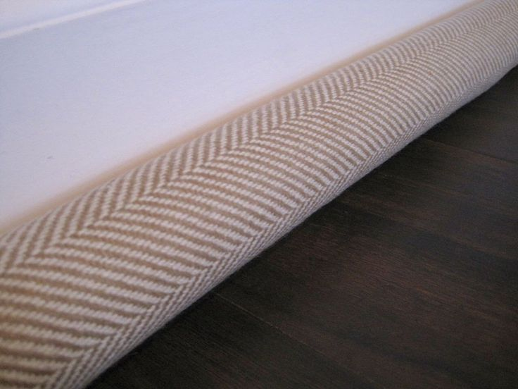 17 best ideas about door draught excluder on pinterest for Door draught excluder