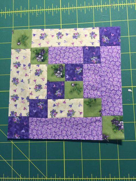 New quilting patterns fabrics log cabins ideas