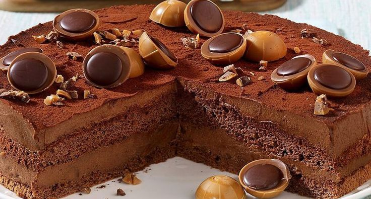 Toffifee kage er en kage som lyder både lækker for børn og for voksne. Overrask…