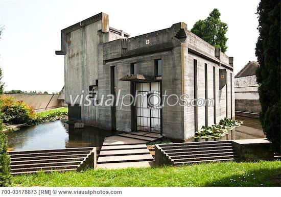 brion cemetery treviso - Google Search
