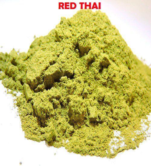 Enhanced Red Thai Kratom Powder #kratom vendor (Choose the BEST) Cheap Shipping!