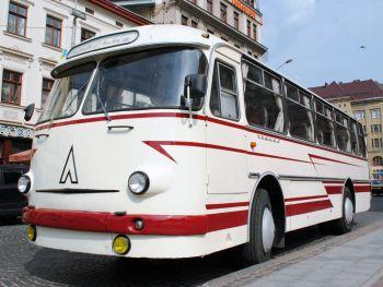 """ЛАЗ 697М """"Турист"""" '1970–74"""
