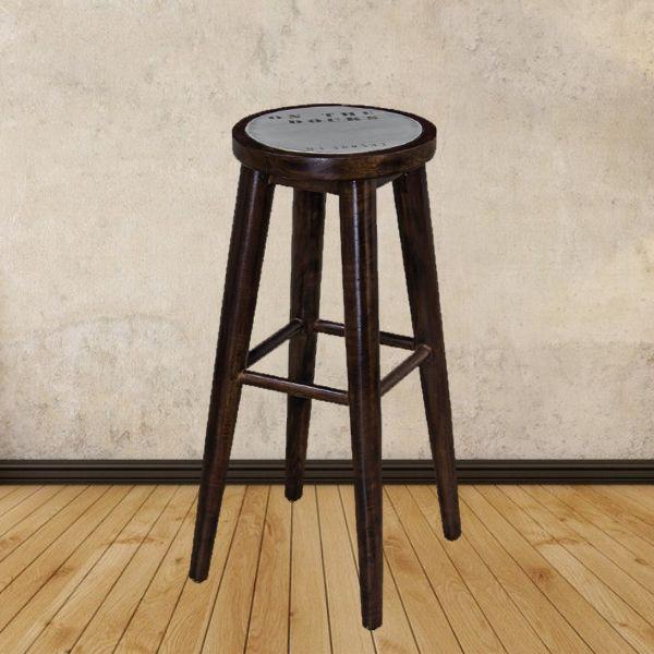 Dengan desain bergaya klasik dan kuat Bar Stool Round Diam. 31X44 memberikan suasana bar dirumah Anda menjadi lebih nyaman untuk nongkrong bareng bersama keluarga. Info Pemesanan Telp. (0274) 4342 888 (Customer Service & Sales) Cek disini..http://ow.ly/Zwyr9