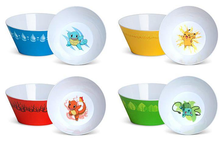 Pokemon: Bowl Set