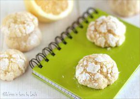 Biscotti morbidi al limone: una ricetta da non perdere !! Lemon soft cookies ! :) #cookies #lemon #limone #morbidi #biscotti