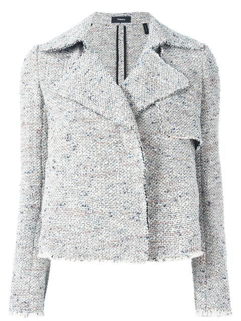 Shop Theory open knitted jacket.