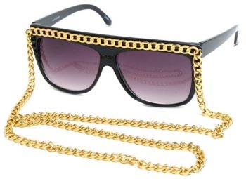 If you go in to a store and see these, please buy them I will pay U back.: Celebrity Shades At Nighttime, Gold Chains, Sw Celebrity, Clothing, Celebrities, Polyvore, Accessories, Celebrity Chains, Chains Sunglasses